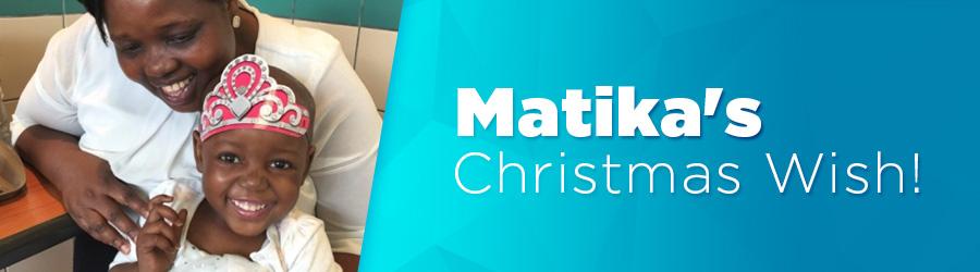 Matika's Christmas Wish