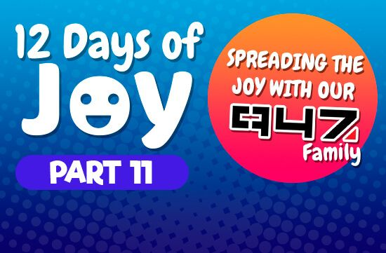 LottoStar | 947 | 12 Days of Joy