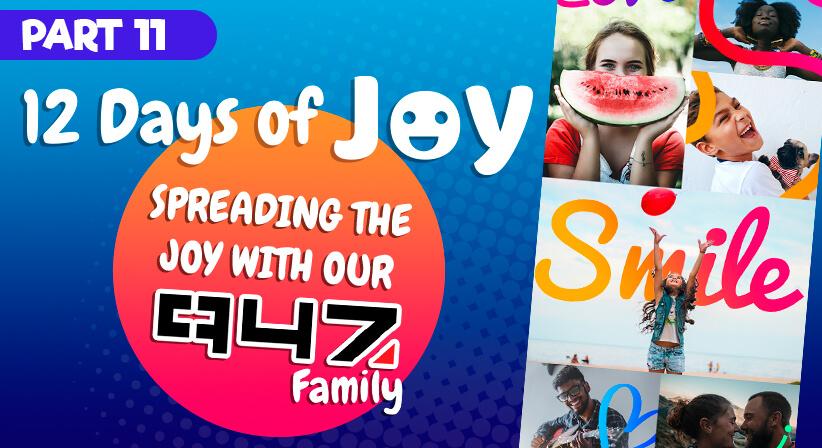 PART 11 | LOTTOSTAR & 947'S 12 DAYS OF JOY