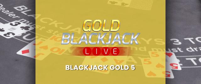 Blackjack Gold 5