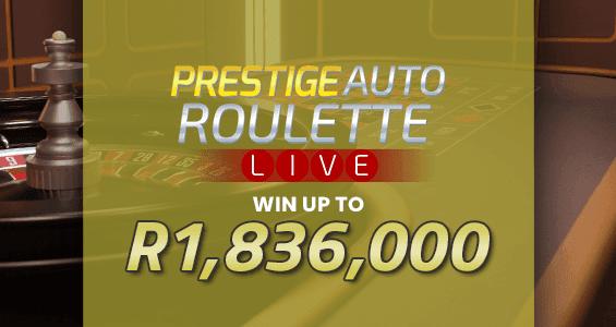 Prestige Auto Roulette
