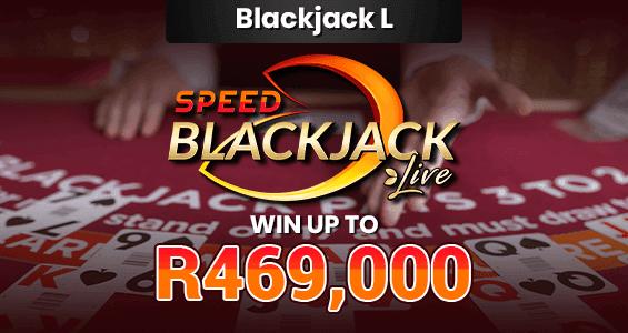 Speed Blackjack L