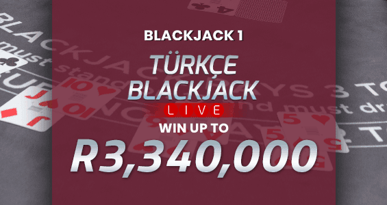 Türkçe Blackjack 1