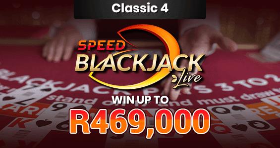 Classic Speed Blackjack 4