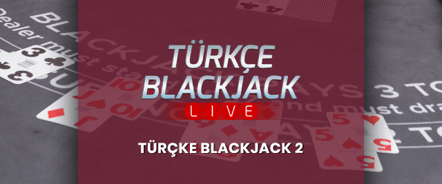 Türkçe blackjack 2
