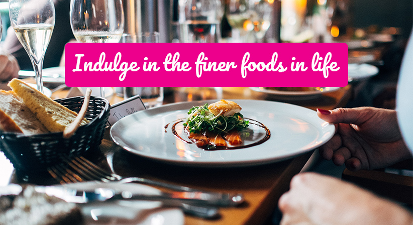 Indulge in the finer foods in life with a payout of over R1,5 Billion