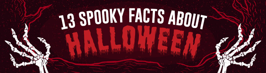 13 spooky facts about Halloween!