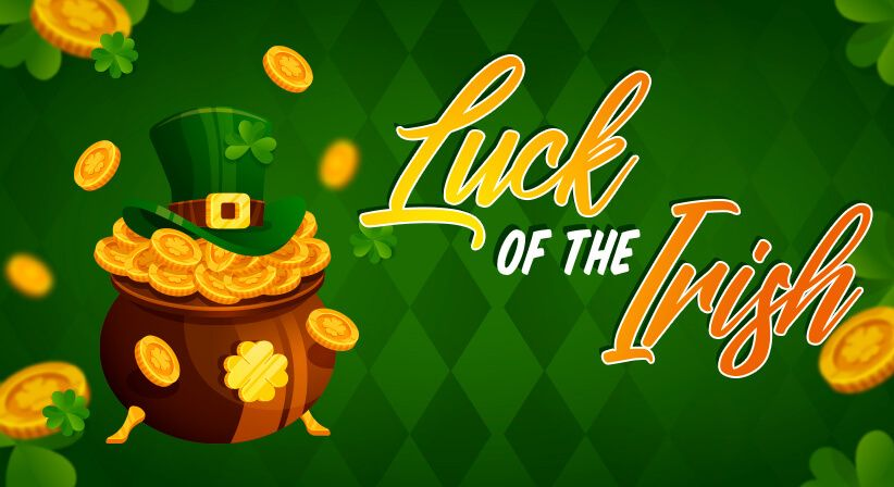 Happiness of the leprechaun's gold unleashed for 2 lottery winners on St. Patrick's Day!
