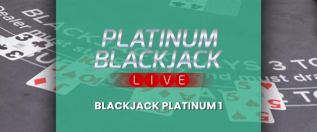 Blackjack Platinum 1