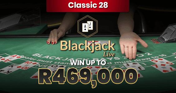 Blackjack Classic 28