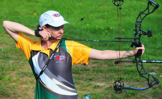Archery World Championships: Marjone's dream