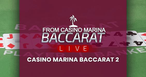 Casino Marina Baccarat 2