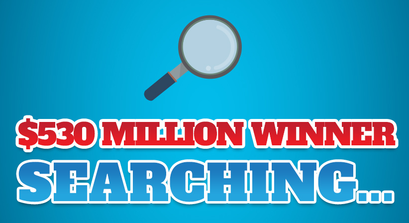 The Search is on for the Mega Millions' $530 Million Winner