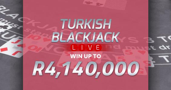 Turkish Blackjack
