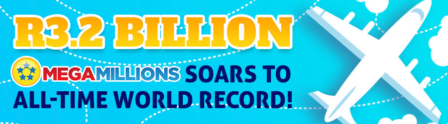 Mega Millions Soars to All-Time World Record!
