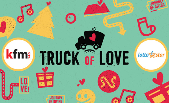 Truck of Love Story