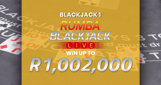 Rumba Blackjack 1