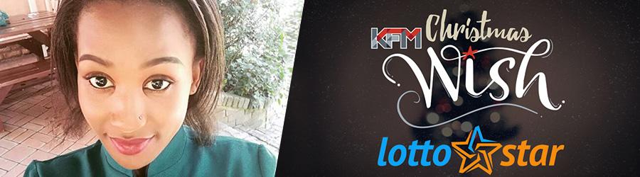 LottoStar / KFM Christmas Wish Campaign - Lisa's Story