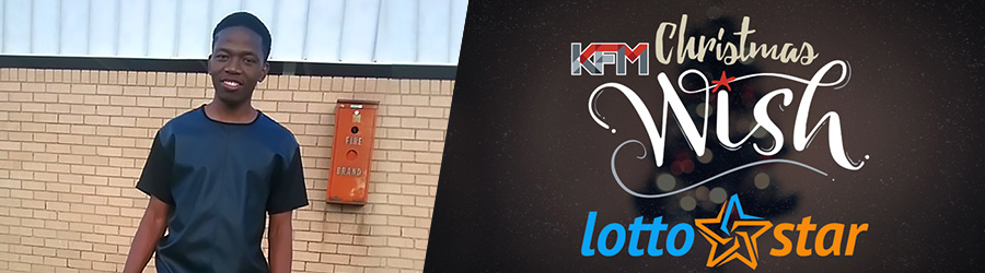 LottoStar / KFM Christmas Wish Campaign - Jack's Story