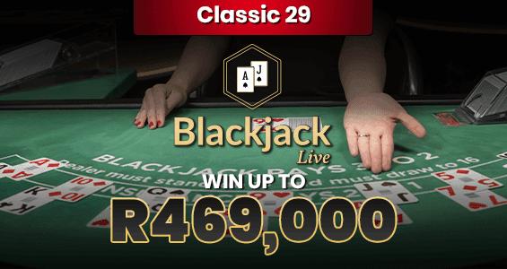 Blackjack Classic 29