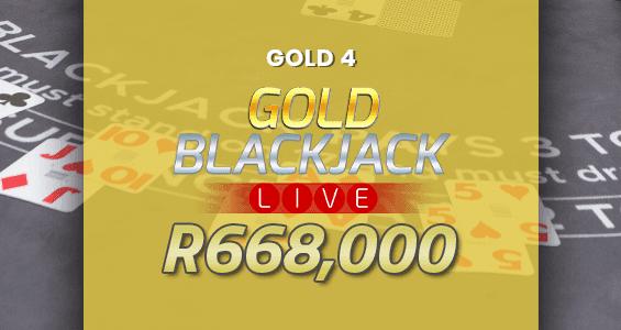Blackjack Gold 4