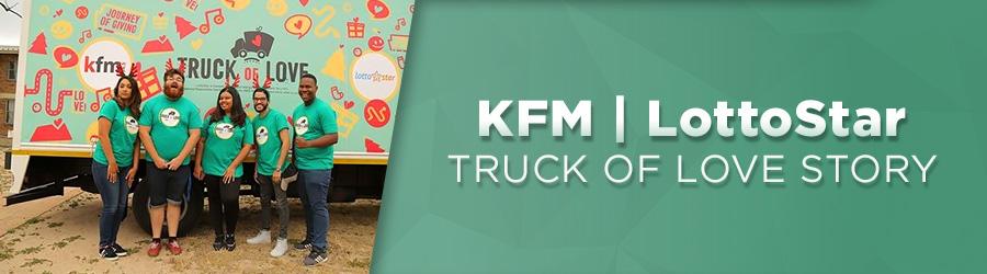 KFM   LottoStar - Truck of Love Story