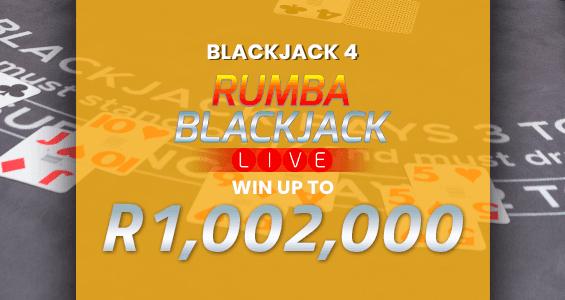 Rumba Blackjack 4