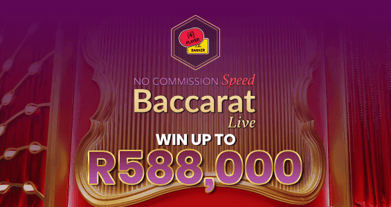 No Comm Speed Baccarat Live
