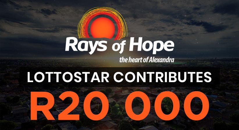 LottoStar | Rays of Hope