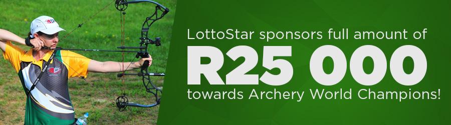 Archery World Champions Sponsorship