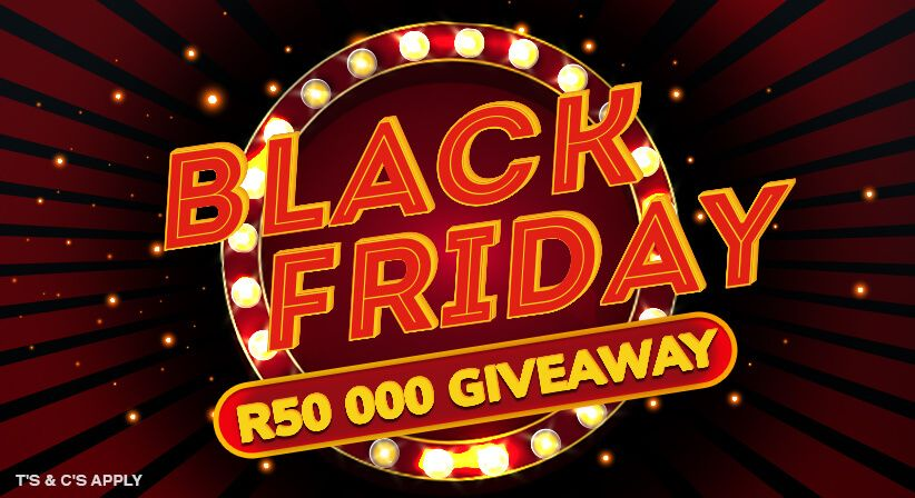 WIN BIG ON LOTTOSTAR THIS BLACK FRIDAY!