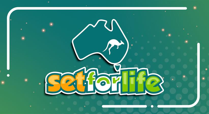 LottoStar's Set For Life could make all your dreams come true!