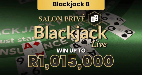 Salon Prive Blackjack B