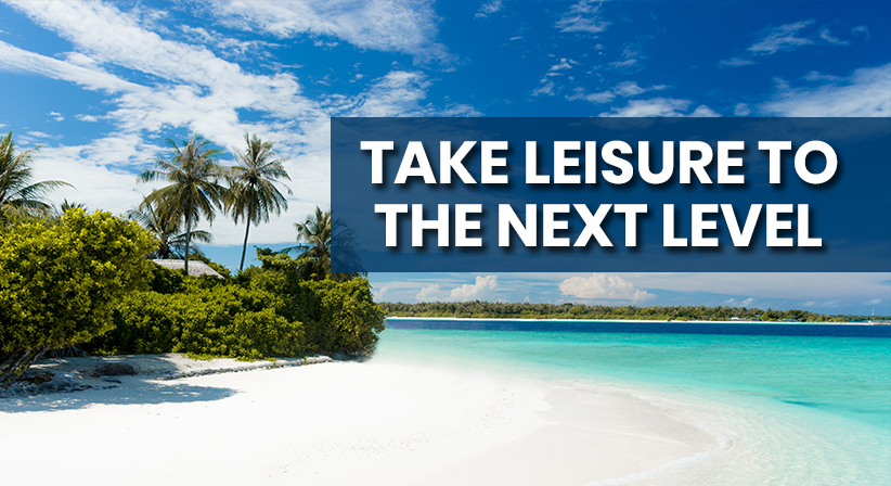 Take leisure to the next level with the world's most luxurious hotels and casinos