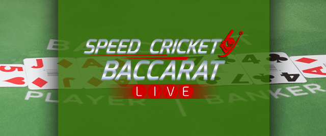 Speed Baccarat - Cricket
