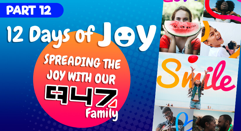 PART 12 | LOTTOSTAR & 947'S 12 DAYS OF JOY