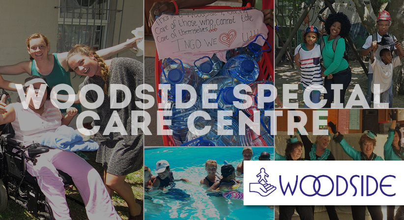 Woodside Special Care Centre   LottoStar & KFM Charity Contributions
