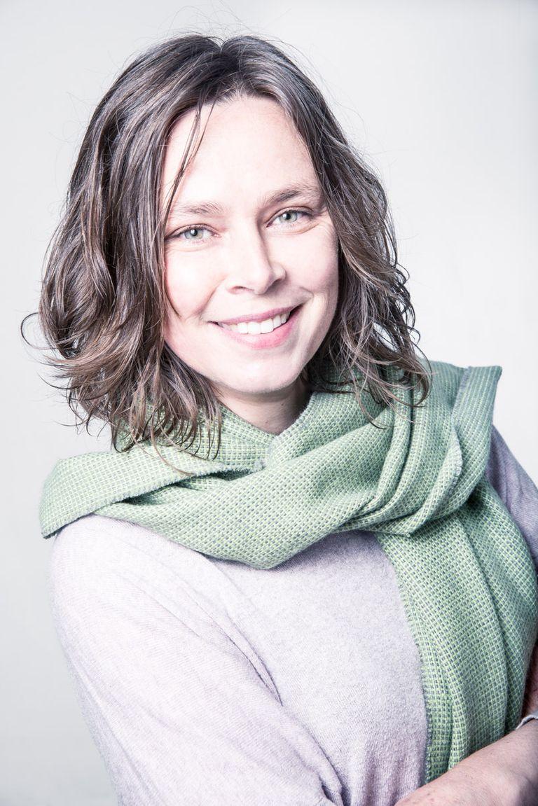 Portrait of Minky van der Walt