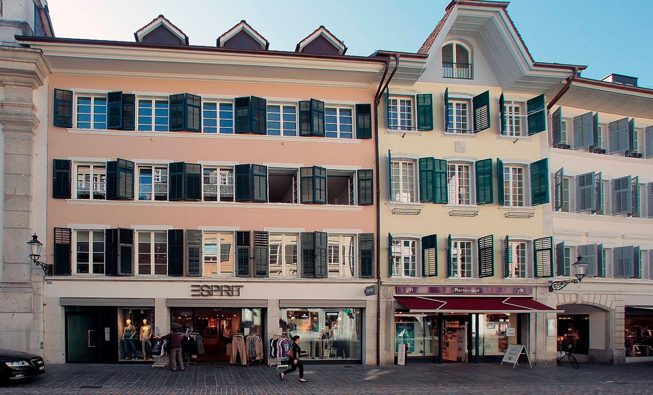 Altstadt Solothurn Maler