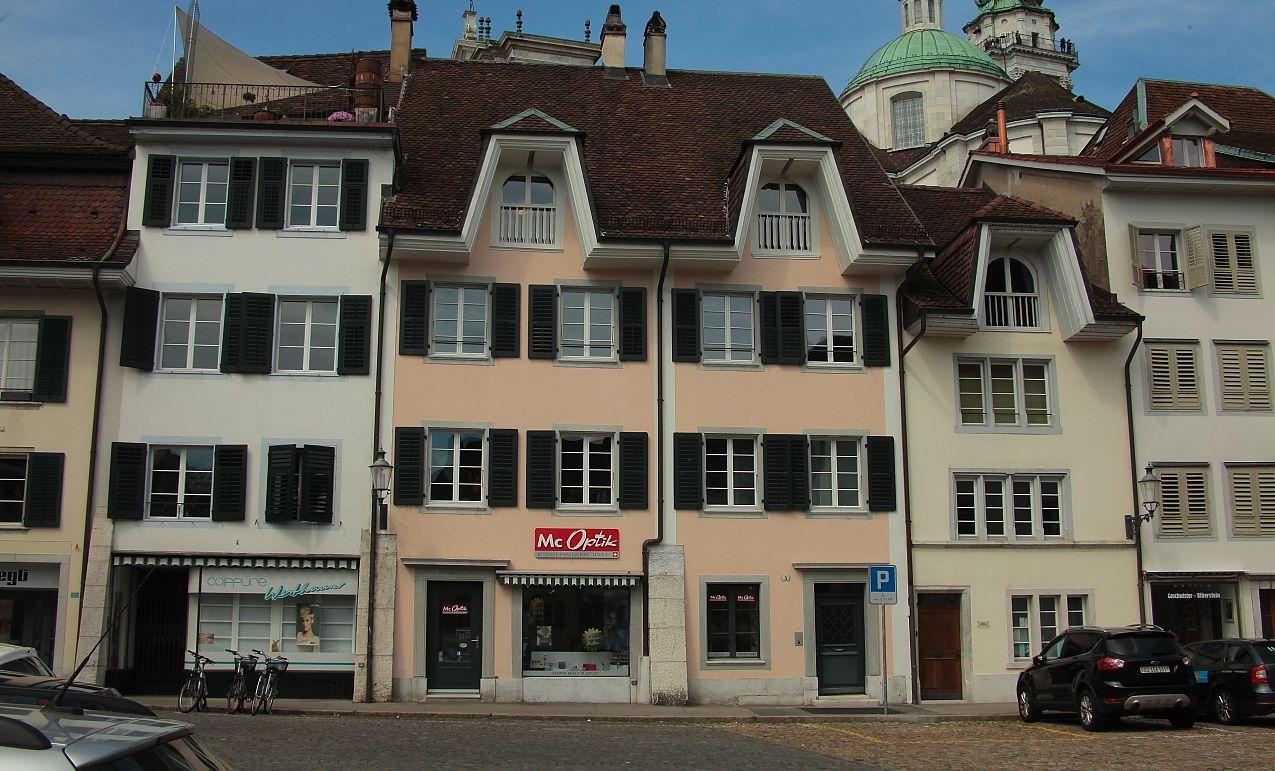 Klosterplatz solothurn