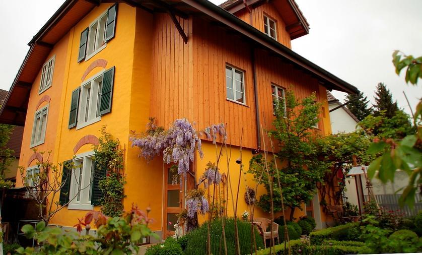 Fassade Solothurn