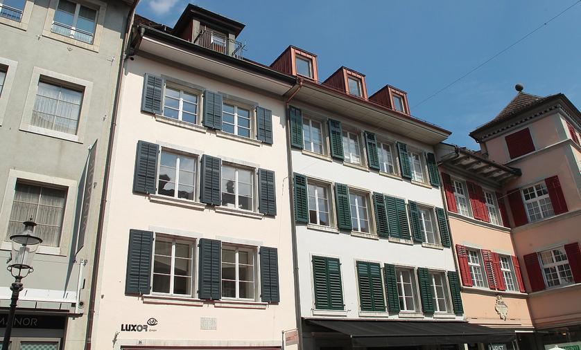 Gurzelngasse Solothurn