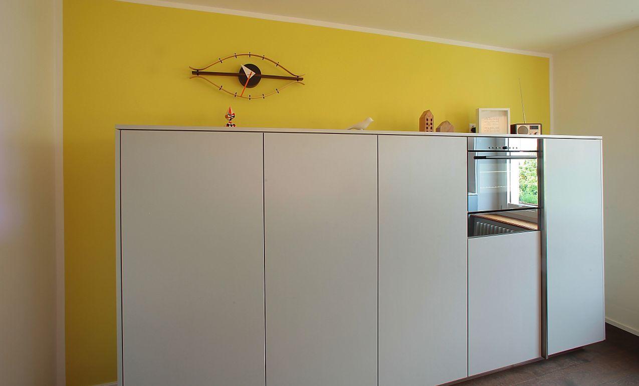 Küche neu streichen