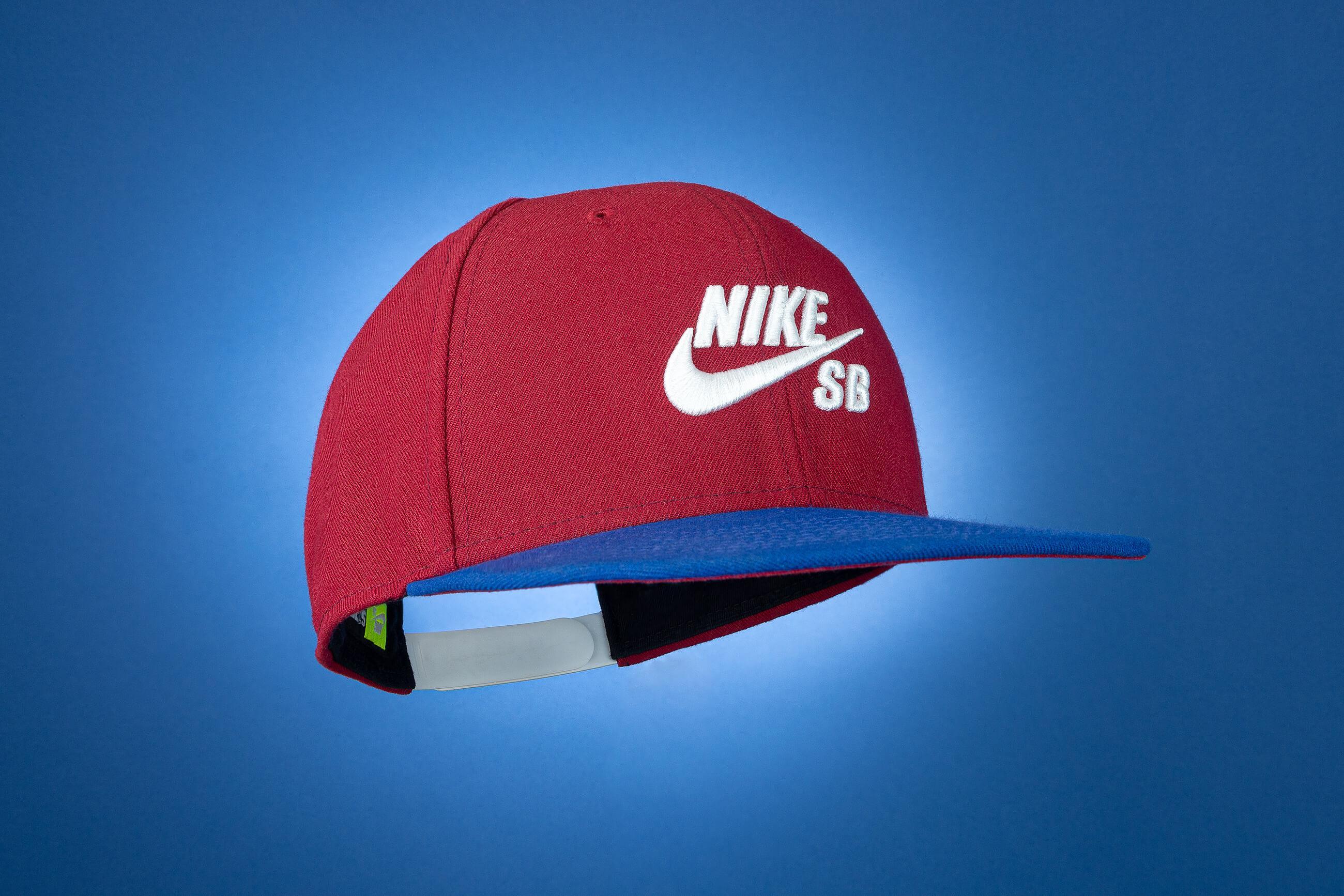 Zdjęcie produktowe czapki z daszkiem NIKE