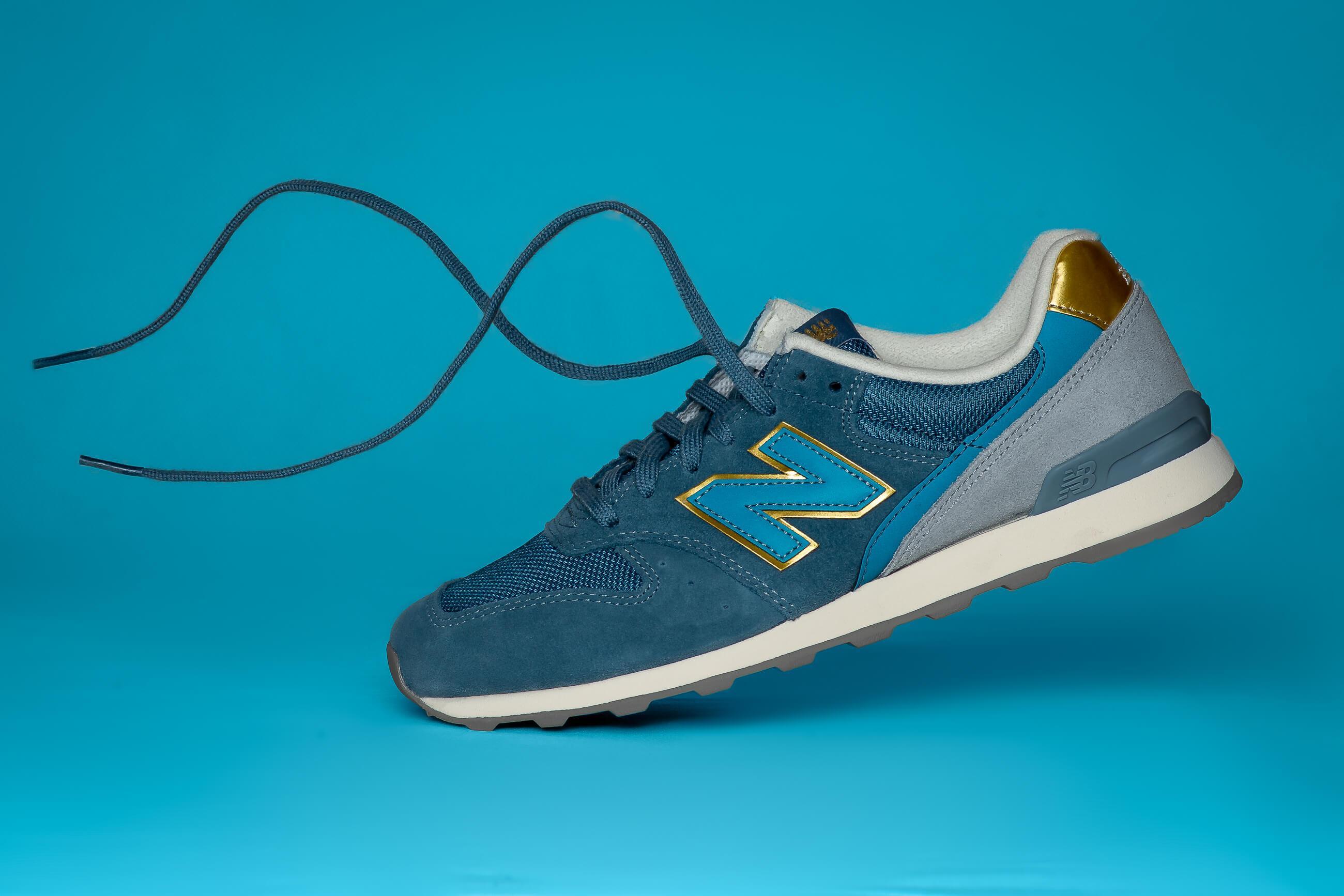 Sesja produktowa butów marki New Balance NB