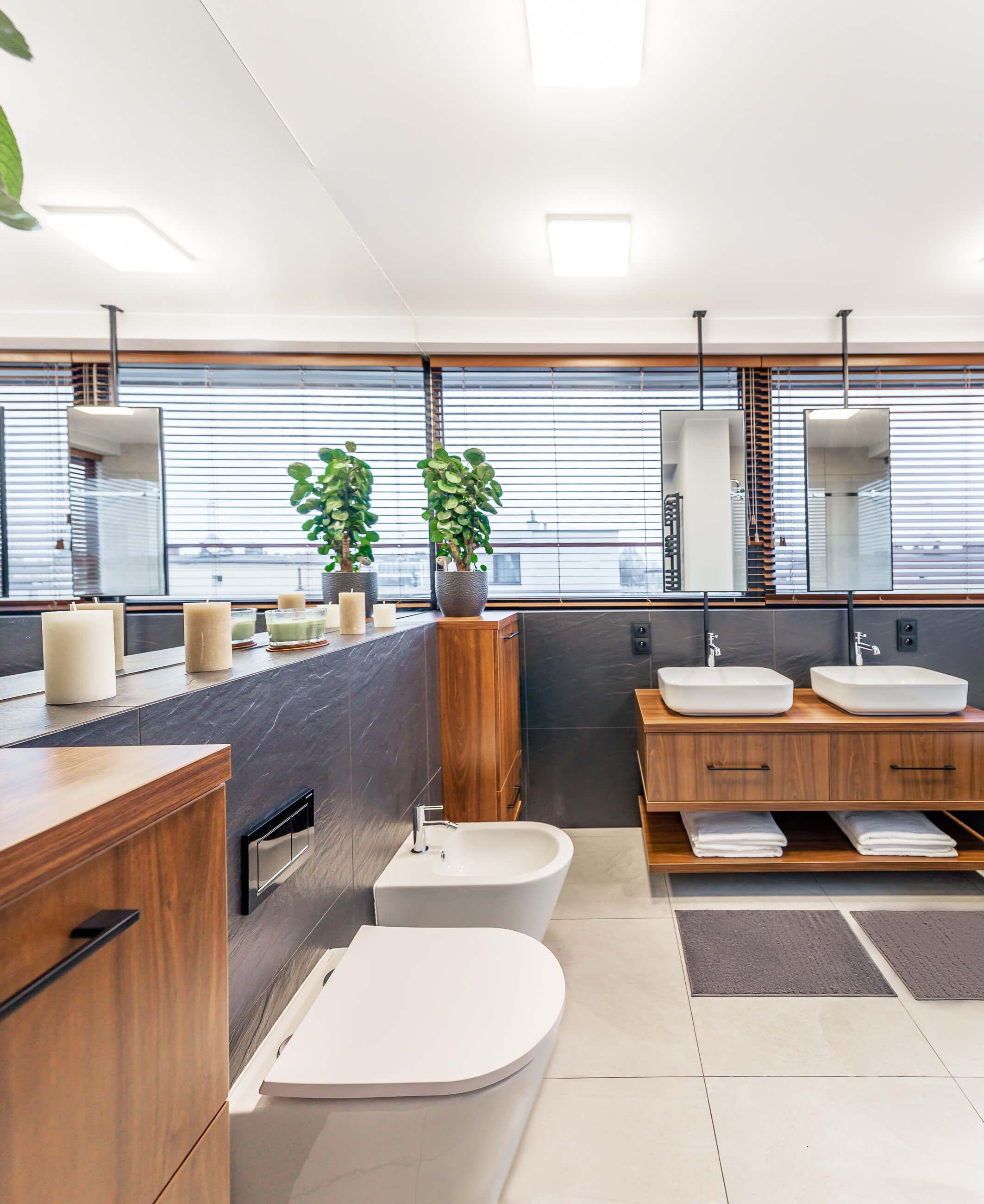 Zdjecie łazienki w mieszkaniu - Poznań