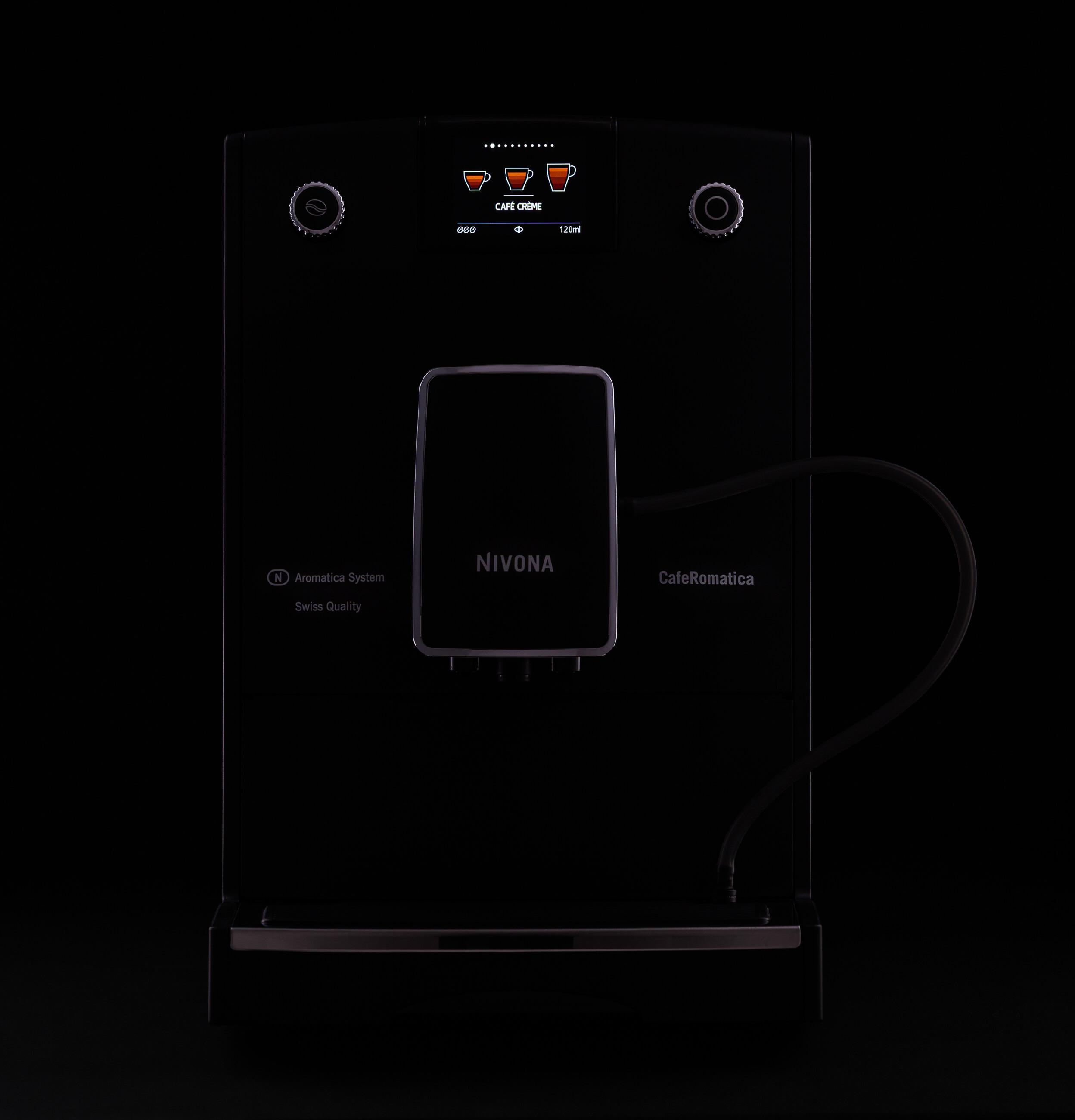 Zdjęcie produktowe ekspressu ciśnieniowego do kawy NIVONA
