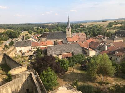 RODEMACK, cité médiévale à 1h