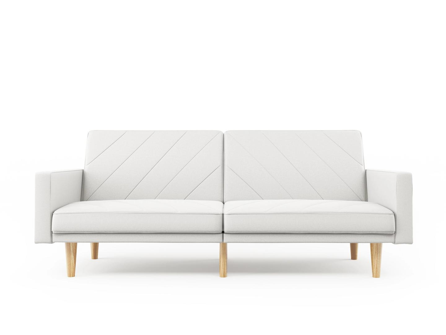 3D sofa on a white background