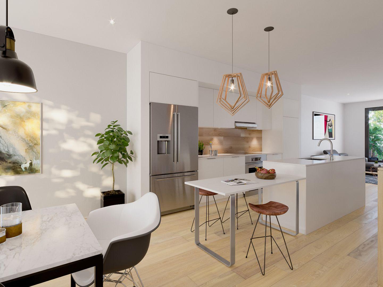 Kitchen 3D previz